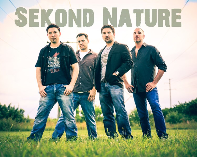 Sekond Nature - Variety Band - Pompano Beach, FL