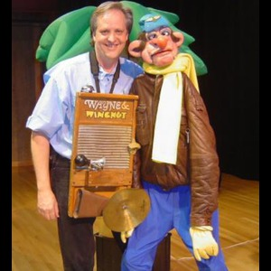 Redding Ventriloquist | Wayne & Wingnut