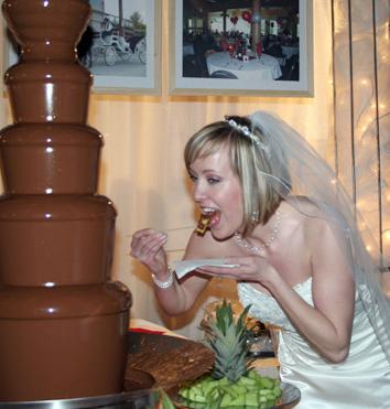 Chocolate Fountain Fantasies ... And More | New York, NY | Chocolate Fountains | Photo #8