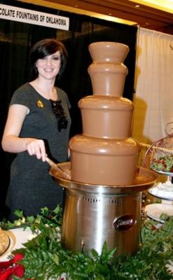 Chocolate Fountains of Oklahoma | Oklahoma City, OK | Chocolate Fountains | Photo #1