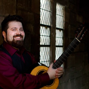 New Brunswick Classical Guitarist | Nick Cutroneo