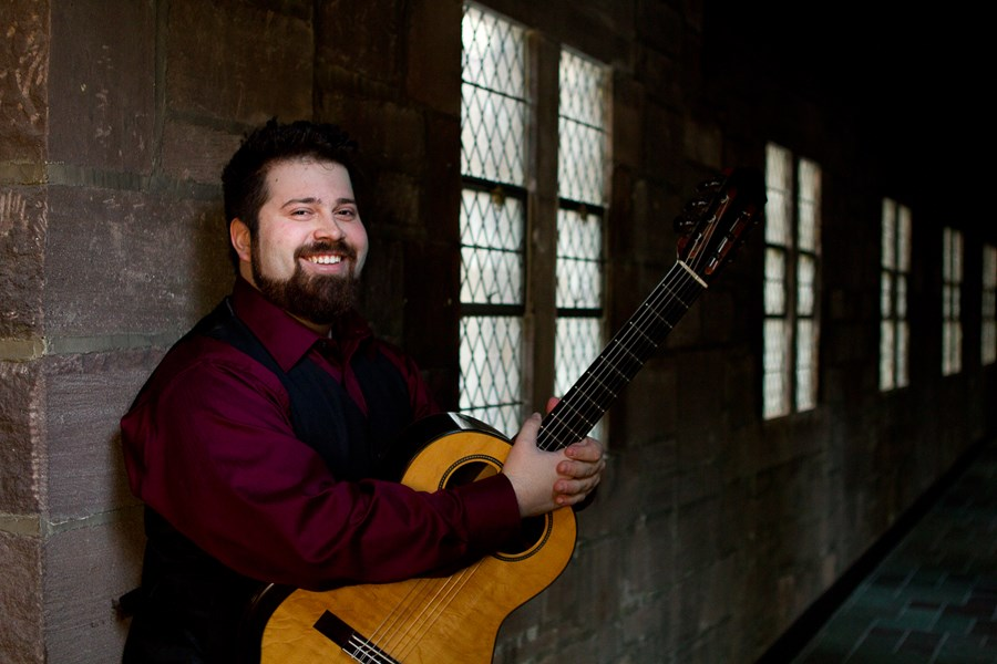 Nick Cutroneo - Classical Guitarist - Manchester, CT