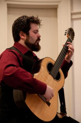 Nick Cutroneo | West Hartford, CT | Classical Guitar | Photo #2