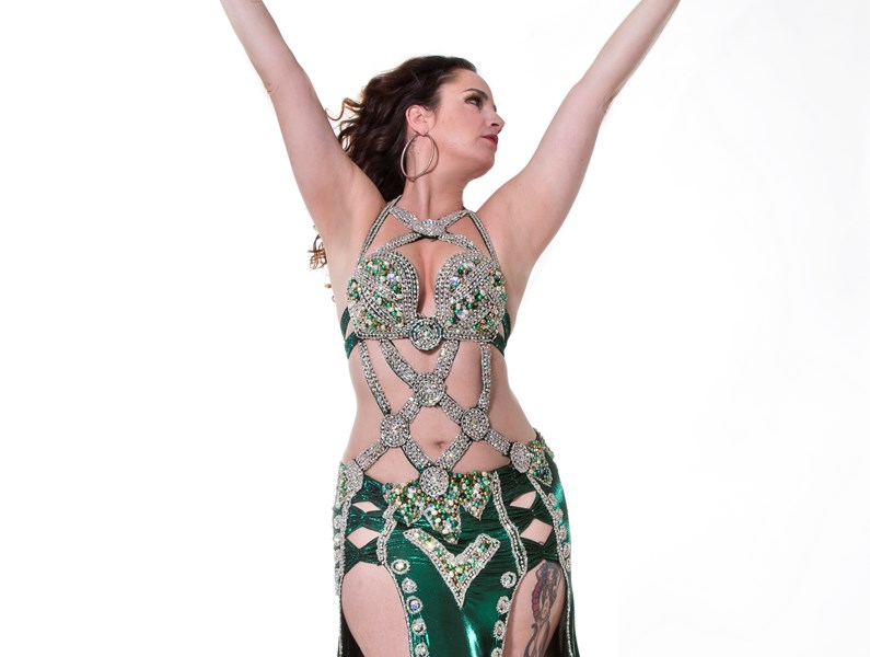 Lisa Zahiya - Belly Dancer - Asheville, NC