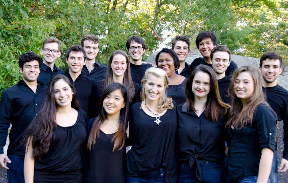 Columbia Nonsequitur - A Cappella Group - New York City, NY