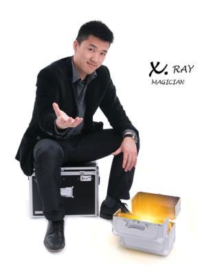 X.Ray Magic  | Mississauga, ON | Magician | Photo #1