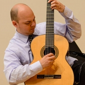 David Solis Olson - Classical Guitarist - Charlotte, NC
