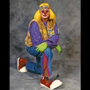 Pozi The Hippy Clown - Face Painter - Columbus, OH
