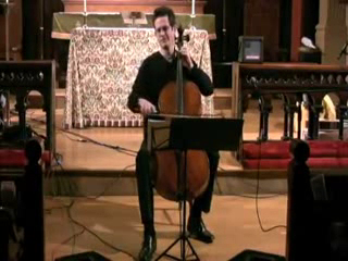 Noah Hoffeld | New York, NY | Classical Cello | Live: Bach Prelude #1 in G major