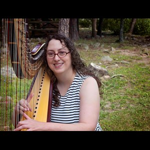 Williamsport Harpist | Tula Ruggiero