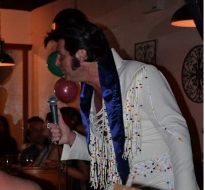 Richie  Santa | Staten Island, NY | Elvis Impersonator | Photo #22
