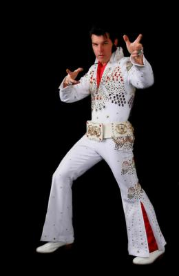 Richie  Santa | Staten Island, NY | Elvis Impersonator | Photo #16