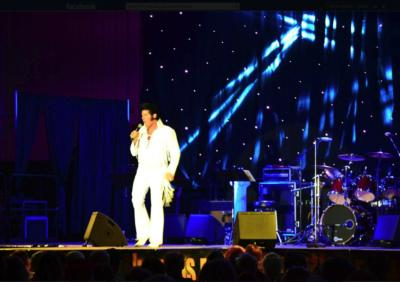 Richie  Santa | Staten Island, NY | Elvis Impersonator | Photo #14