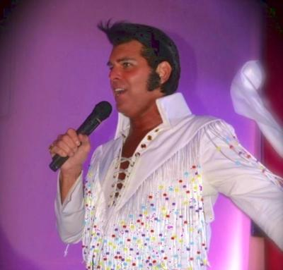 Richie  Santa | Staten Island, NY | Elvis Impersonator | Photo #11