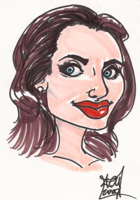 Ash Jackson & Andrew Richardson | Hopkinton, MA | Caricaturist | Photo #6