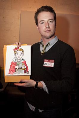 Ash Jackson & Andrew Richardson | Hopkinton, MA | Caricaturist | Photo #16