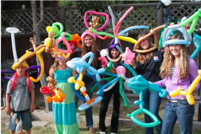 Twist And Shout Balloons | Huntington Beach, CA | Balloon Twister | Photo #20