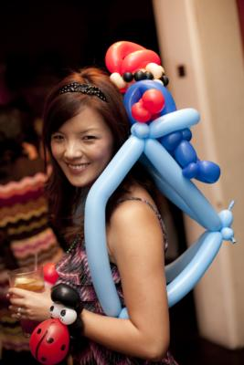 Twist And Shout Balloons | Huntington Beach, CA | Balloon Twister | Photo #23