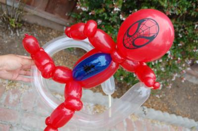 Twist And Shout Balloons | Huntington Beach, CA | Balloon Twister | Photo #2