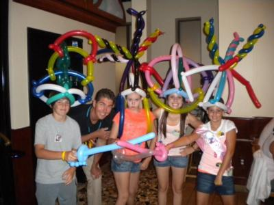 Twist And Shout Balloons | Huntington Beach, CA | Balloon Twister | Photo #8
