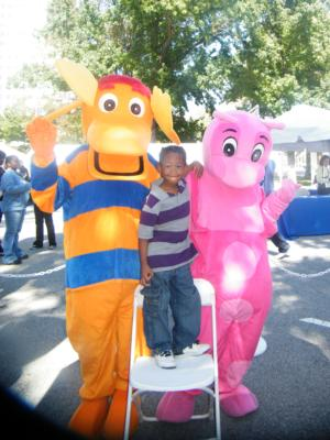 Smiles Family Entertainment | Saint Louis, MO | Costumed Character | Photo #24