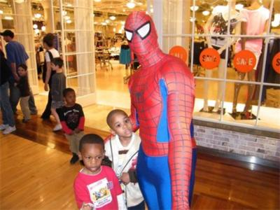 Smiles Family Entertainment | Saint Louis, MO | Costumed Character | Photo #15