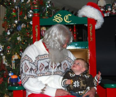 Santa Randy | Minnetrista, MN | Santa Claus | Photo #5