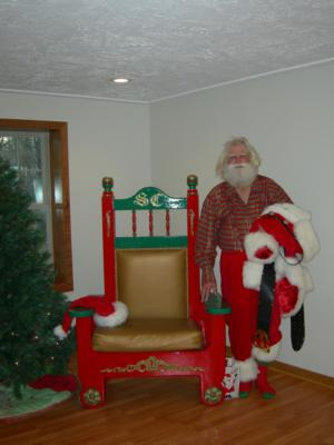 Santa Randy | Minnetrista, MN | Santa Claus | Photo #9