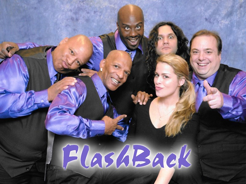 Flashback, The Party Band - Variety Band - Charlotte, NC