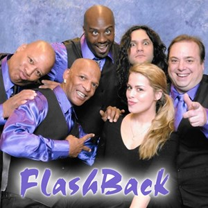 Blackstock 70s Band | Flashback, The Party Band