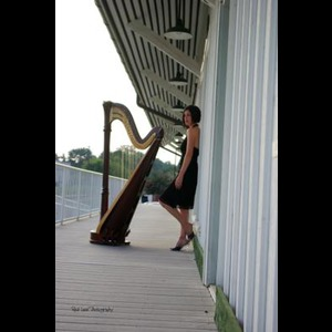 Daytona Beach Harpist | Jennie Eggleston