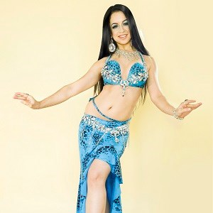 Santa Ana Middle Eastern Dancer | Shaunti Fera