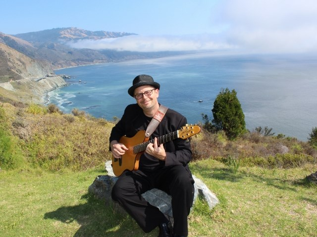Steve Ezzo Entertainment - Guitarist - Monterey, CA