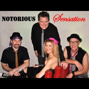 Notorious Sensation, A Tribute to the '80s - Cover Band - Frisco, TX