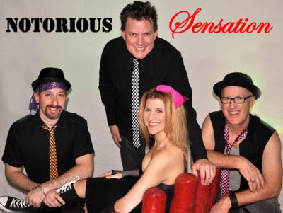 Notorious Sensation, A Tribute to the '80s | Frisco, TX | Cover Band | Photo #1