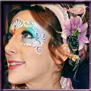 Arbuckle Face Painter | Happily Ever Laughter Parties - Sacramento Area