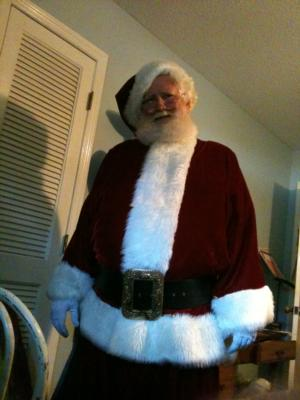 Santa Perry | Conway, SC | Santa Claus | Photo #13