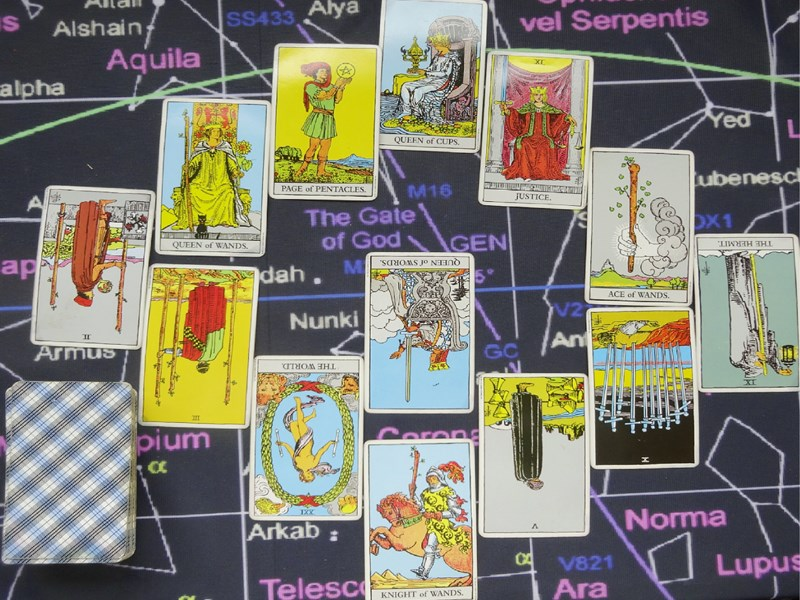 Psychic Shane, TAMPA'S BEST PSYCHIC ENTERTAINER - Tarot Card Reader - Tampa, FL