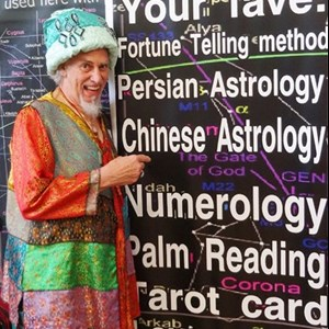 Psychic Shane, TAMPA'S BEST PSYCHIC ENTERTAINER