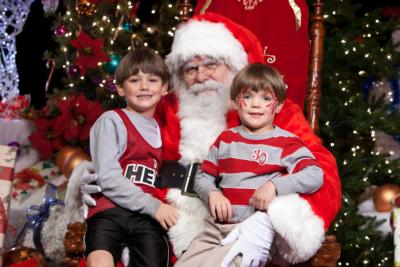 Kris Kringle | Houston, TX | Santa Claus | Photo #9
