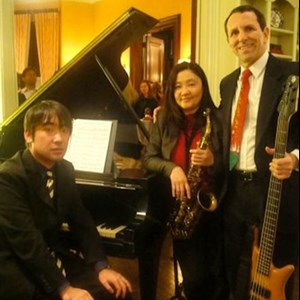 Manchester Jazz Trio | Jazz In The Air Trio Boston