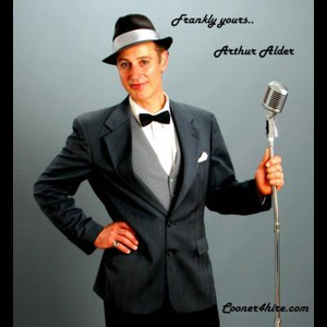 Anchorage Jazz Singer | Crooner 4 Hire
