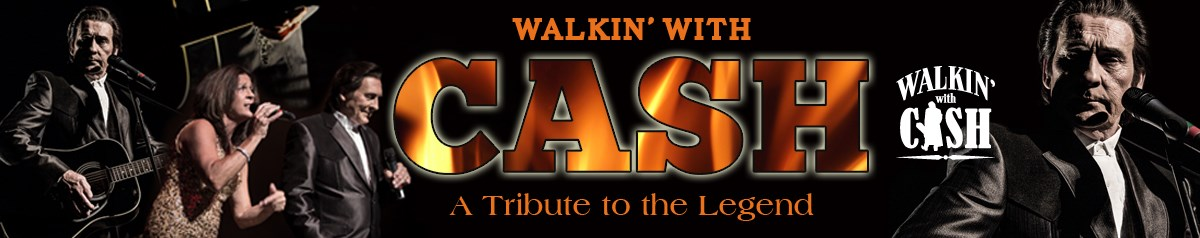 Walkin' With Cash - Johnny Cash Tribute Act - Mattoon, IL