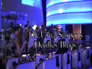 The Usual Suspects | Atlanta, GA | Big Band | Deedles' Blues