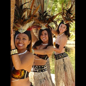 Santa Fe Polynesian Dancer | La Fiamma Entertainment - Dancers