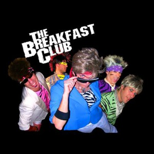 Conroy 80s Band | The Breakfast Club