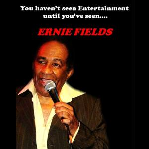 "Locustville Motown Band | ERNIE FIELDS BAND:""Total Entertainer"""