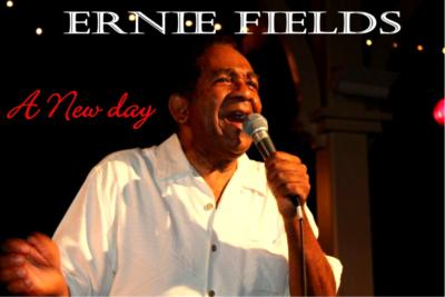 "ERNIE FIELDS BAND:""Total Entertainer"" 