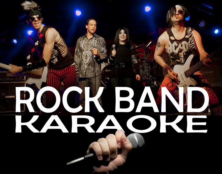 Rock Band Karaoke - Karaoke Band - Chicago, IL