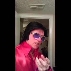Hunter AAF Elvis Impersonator | **BRIAN*KAYE**